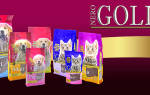 Обзор корма для кошек Nero Gold
