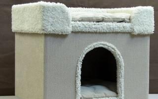 Как сделать домик для собаки?