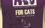 Обзор корма для кошек AATU