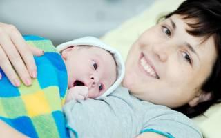 Молозиво в первые часы жизни