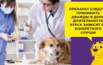 Мильбемакс для собак: инструкция по применению, отзывы, цена